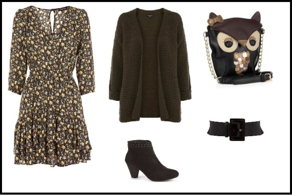 Wintry Florals