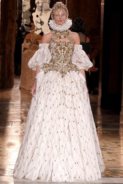 Alexander McQueen, AW13, Fashion, Designer, Style, Damien Hirst