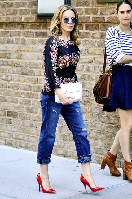 Kylie Minogue, Vogue, Dolce & Gabbana, Style, Fashion