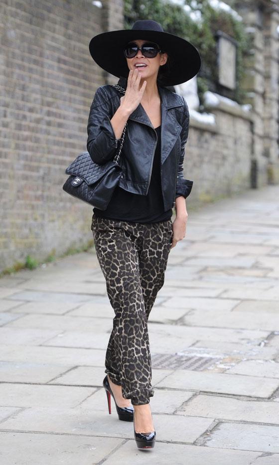 Myleene Klass, Celebrity, Look magazine, Style, Fashion, London