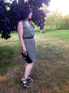 H&M, Dress, Fashion, Office, Shoes, Today I'm Wearing, OOTD, Birthday, Style, River Island