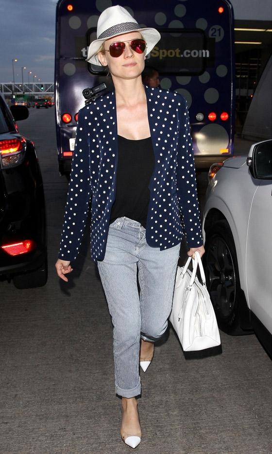 Diane Kruger, Celebrity, Look, Fashion, Style Envy