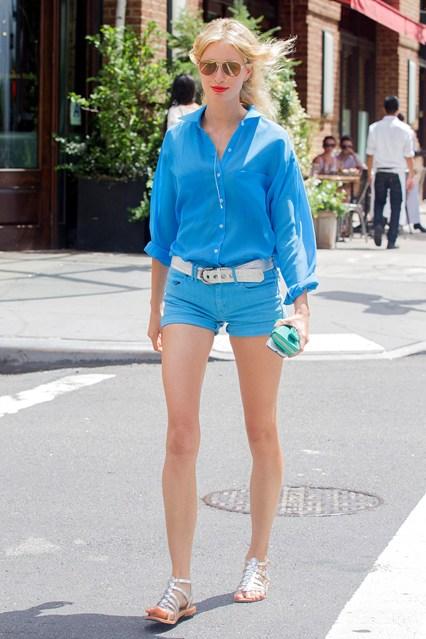Karolina Kurkova, Style, Fashion, New York, Celebrity, Vogue