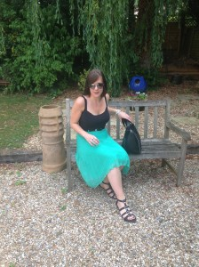 Primark, Mint green, Pleated skirt, New Look, Topshop, Dorothy Perkins, Fashion, Style OOTD, Today I'm Wearing
