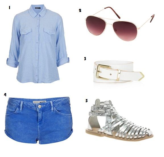 Style Envy, Karolina Krukova, Fashion, Celebrity, Topshop, ASOS, Blue