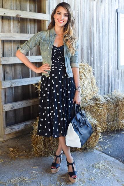 Jessica Alba, Style envy, Fashion, Celebrity, Vogue