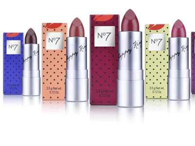 No7, Boots, Poppy King, Beauty, Lipstick