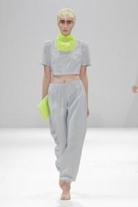 Basharatyan V, SS'14, London Fashion Week, Catwalk, Fashion, Ready-to-wear