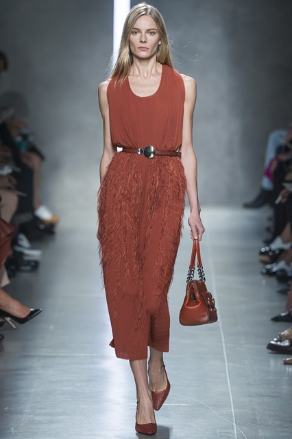 Bottega Veneta, SS'14, Milan Fashion Week, Catwalk, Fashion, Ready-to-wear