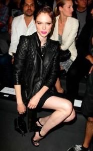 Coco Rocha, Diesel Black Gold, New York Fashion Week, SS'14, Fashion, Celebrity,