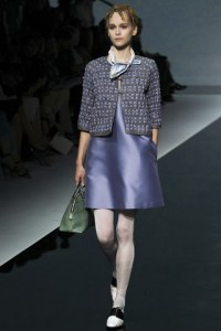 Emporio Armani, SS'14, Milan Fashion Week, Catwalk, Ready-to-wear, Fashion