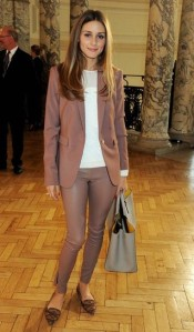 Olivia Palermo, London Fashion Week, Anya Hindmarch, SS'14, Fashion, Celebrity, Catwalk, Ready-to-wear, Style