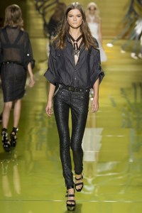 Versace, SS'14, Milan Fashion Week, Catwalk, Fashion, Ready-to-wear