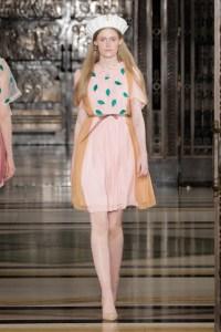 Yeashin, SS'14, London Fashion Week, Catwalk, Fashion, Ready-to-wear